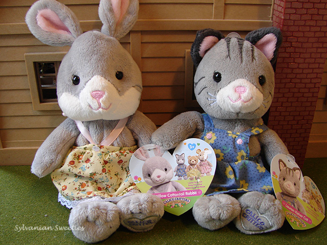 Calico Critters Plushies