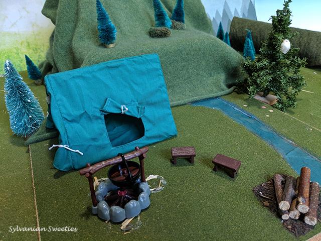 UK Camping Set