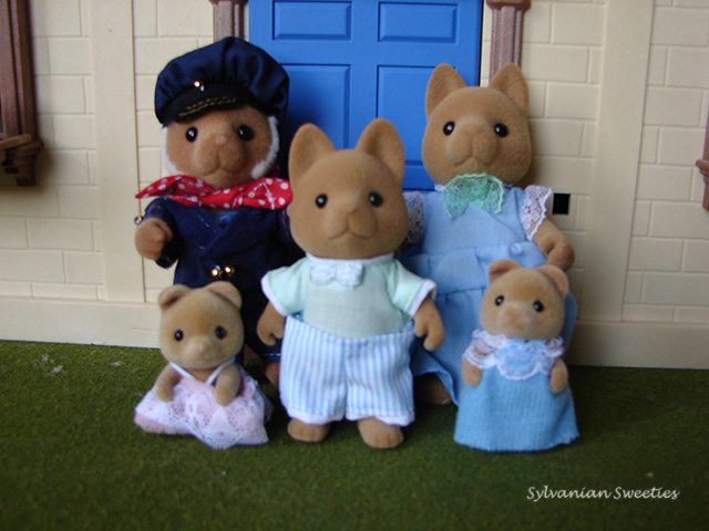 UK Sea Dog Family